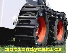 motiondynamics™ Over-the-Tire Steel Tracks